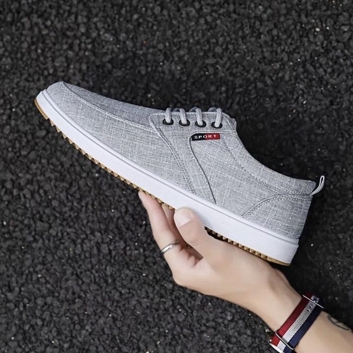 Giày sneaker nam kiểu hàn quốc mã G05 đang được bán tại AH STORE