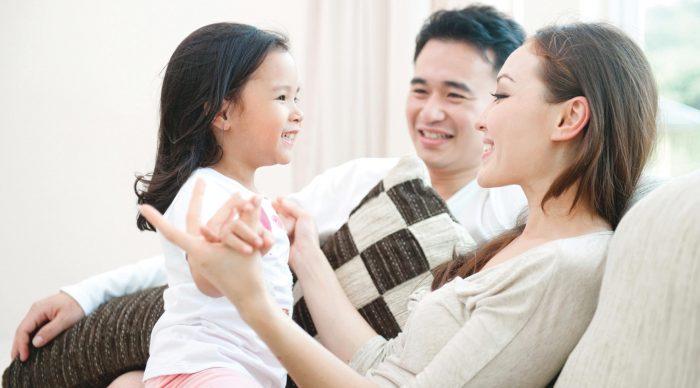 Gia đình luôn la nơi yêu thương nên mùi hương dịu nhẹ thanh mát sẽ tạo nên sự vui vẻ.