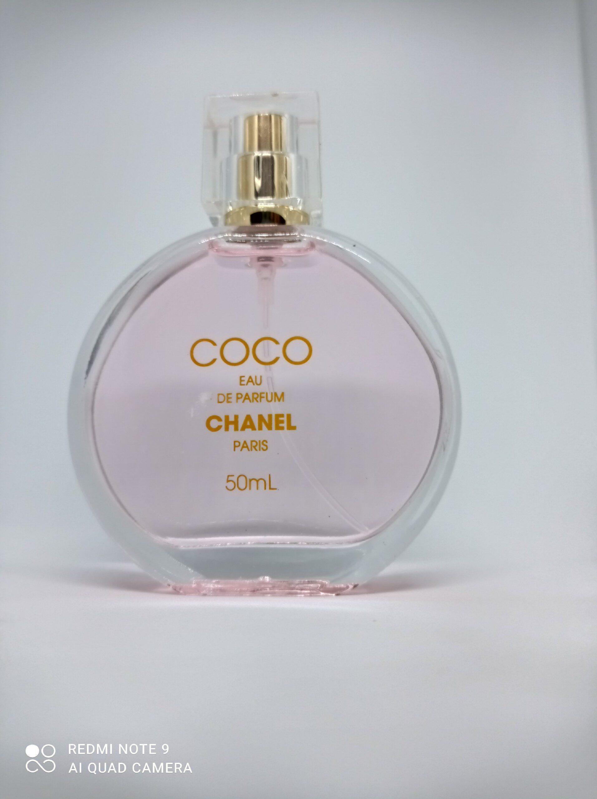 Coco chanel loại 50ml là kiệt tác tinh tế kết hợp giữa cổ điển và thơ mộng